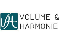 logo volume & harmonie