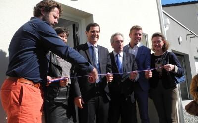 Inauguration le 8 octobre de la 1ère maison à énergies positives en France
