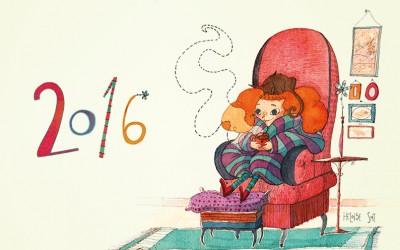 Bonne année 2016 !!